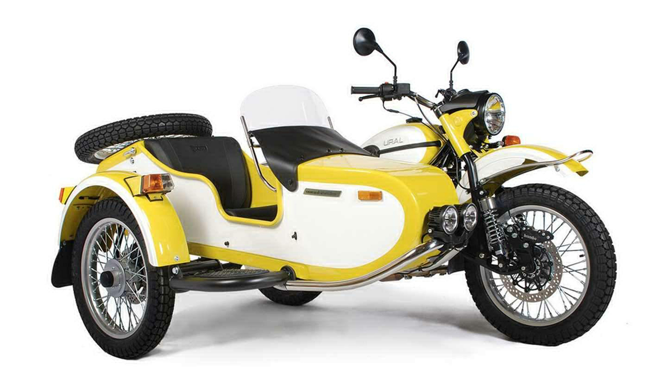 Ural 2wd Gear Up Weekender Special Edition technical specifications